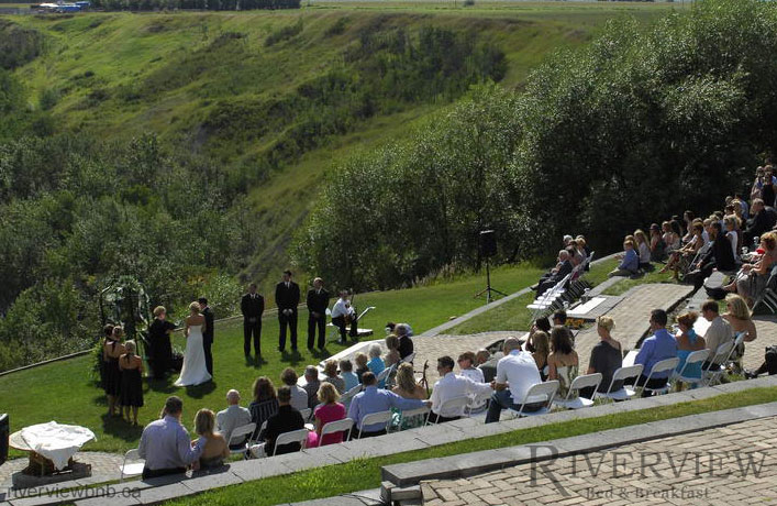 summer weddings location okotoks calgary
