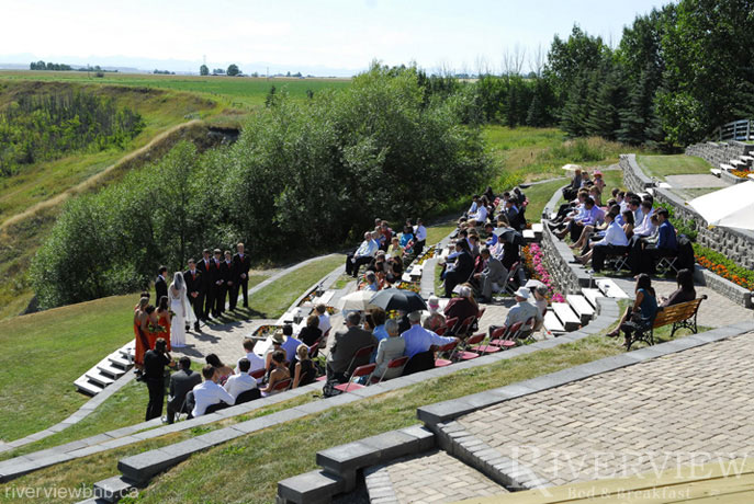 Outdoor Wedding Venue Okotoks Calgary